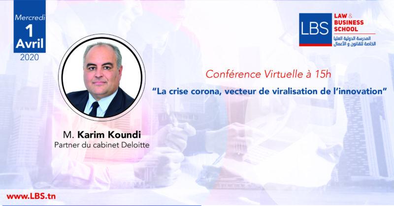 Conférence Karim koundi