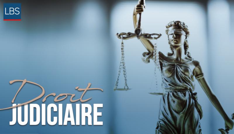 Master en Droit Judiciaire